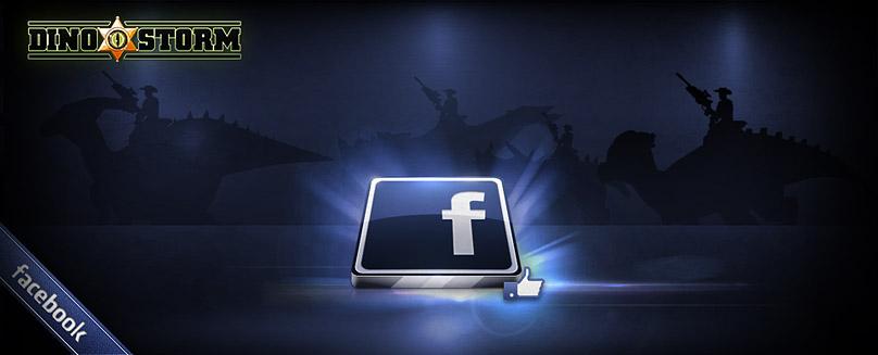 Visita la página de Facebook para participar en el último concurso de Dino Storm. ¡Gana increibles premios! Visita nuestra página en Facebook. ¡Gana fantásticos premios!