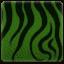 Dinosaur Skin Art – Tiger Shade Green